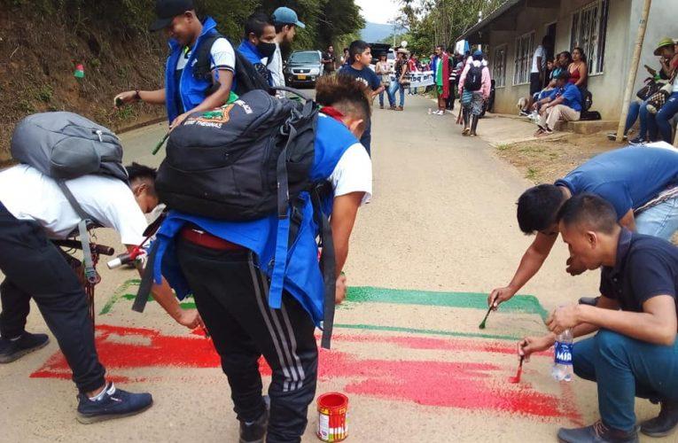 Kiwe thegnas en defenza del Territorio