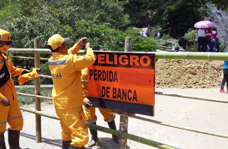 """Afectaciones en """"tiempo grande de la lluvia"""" Nus A´te Wala Norte del Cauca"""