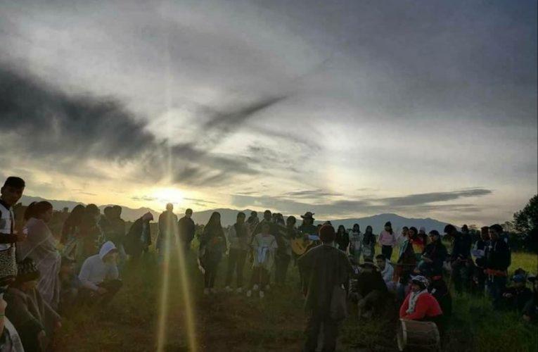 Pueblo Yanakuna Celebró el Pawkar Raymi