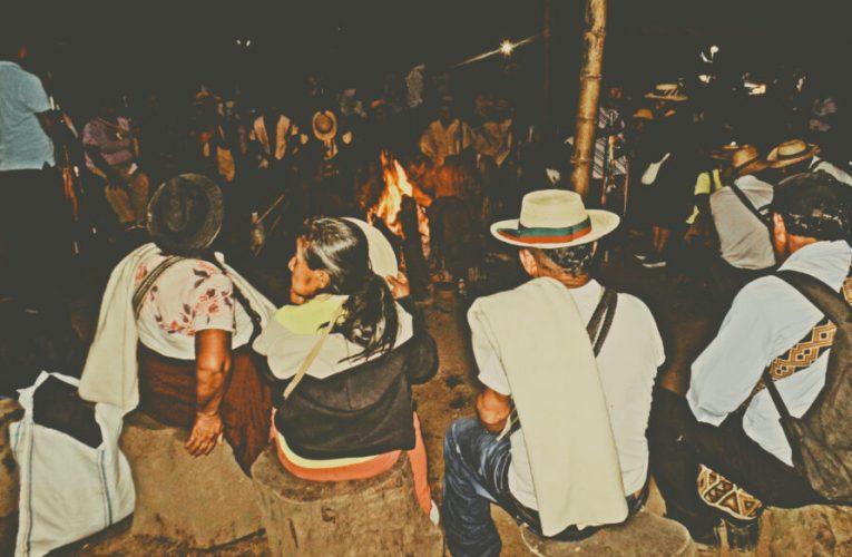 Armonizando y potencializando el territorio a través del ritual mayor ipx fxizenxi (Apagada del fogón)