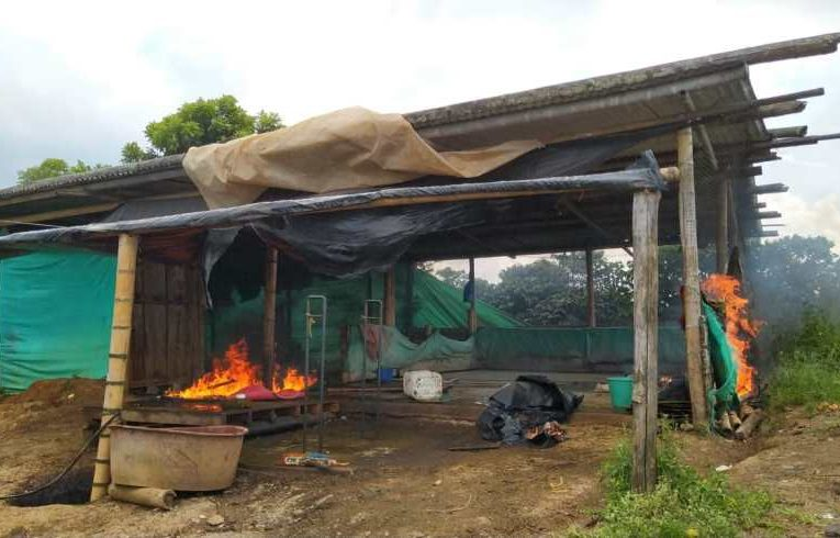 Grupos armados abren fuego contra Minga de Control Territorial