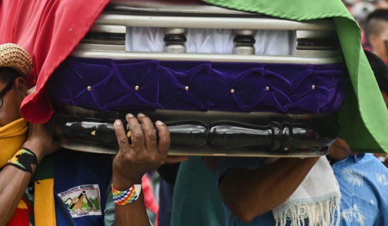 Masacre y guerra de conquista a Tacueyó. El llamado de Sa'th Tama Kiwe a Retomar el Camino
