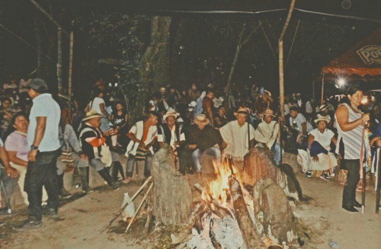 ritual mayor Ipx Fxiçxhawa (apagada de fogón) Çxhab Wala Kiwe ACIN.