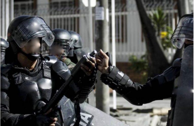 Denuncia de uso desmesurado de fuerza por parte de la Policía Nacional