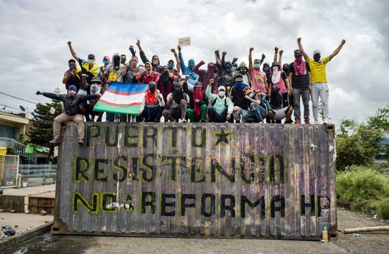 El sueño de libertad desde la sucursal de la resistencia.