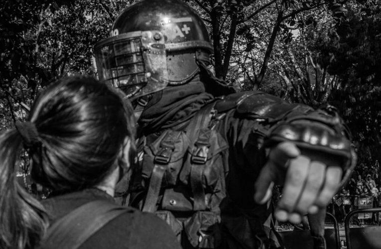 NUESTROS TERRITORIOS Y VIDAS LIBRES DE TODO TIPO DE MILITARIZACIÓN