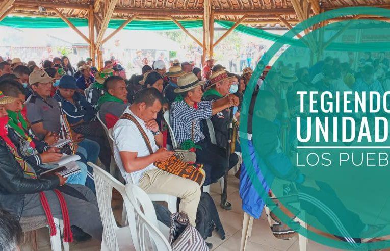 Diálogo de unidad entre comunidades y organizaciones sociales del país