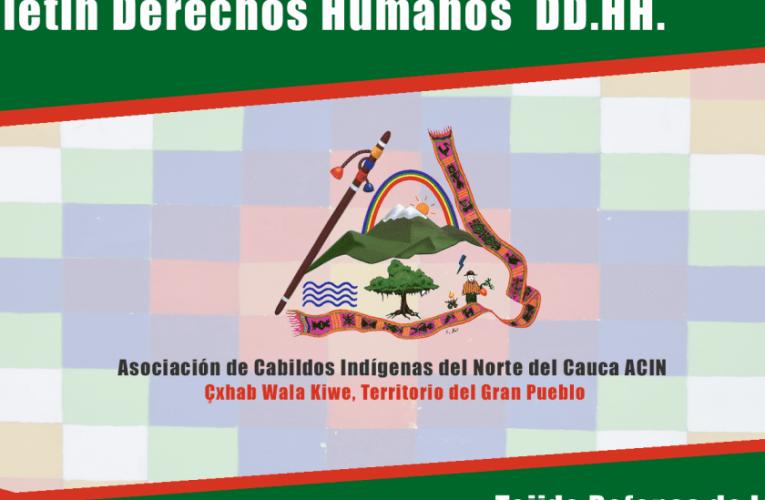 SEIS COMUNEROS HERIDOS EN ATAQUE ARMADO EN SANTANDER DE QUILICHAO