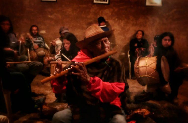 Octavo encuentro de dialogo de flautas y tambores en Tumbichucue, zona Tierradentro