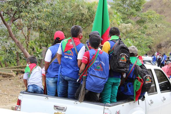 ¿Cómo está la situación en el norte del Cauca? Tejido de Defensa de la Vida y los DDHH ACIN